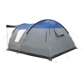 High Peak Santiago 5 Tente, grey/blue